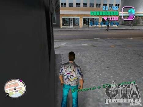 Пак новых скинов для GTA Vice City третий скриншот