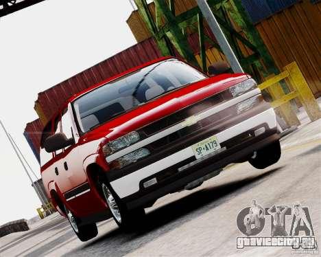 Chevrolet Suburban 2006 V1.1 CIVIL для GTA 4 вид слева