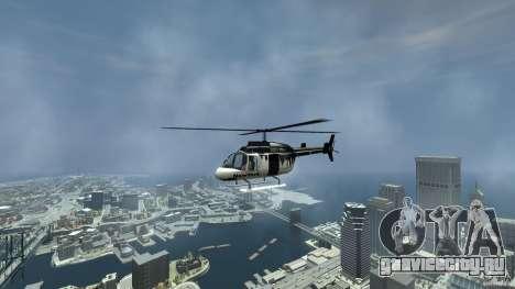 All new Tourmav для GTA 4 вид изнутри