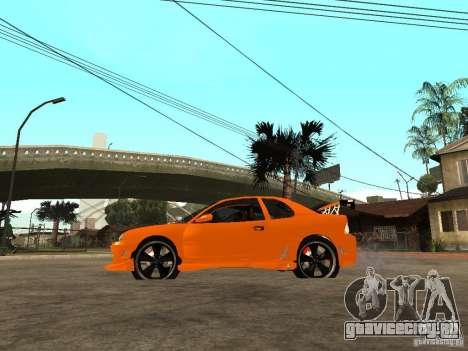 Dodge Neon для GTA San Andreas вид слева