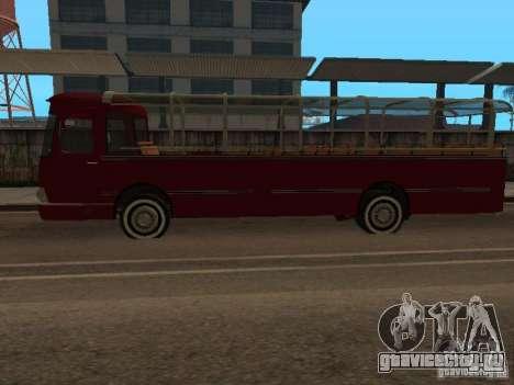 ЛиАЗ 677 Экскурсионный для GTA San Andreas вид слева