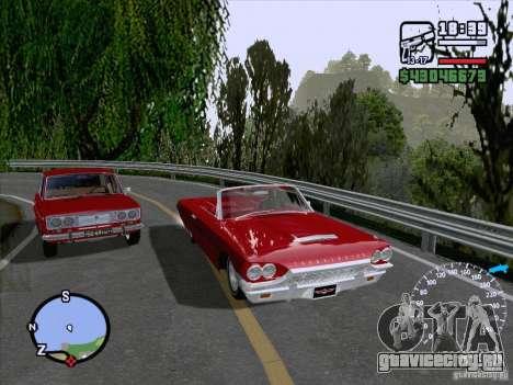 ENB Series v1.5 Realistic для GTA San Andreas