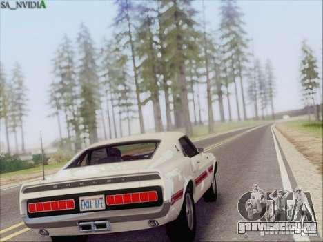 SA_Nvidia Beta для GTA San Andreas пятый скриншот