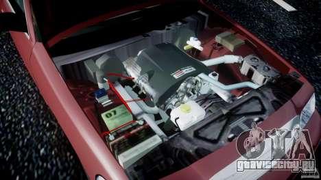 Ford Crown Victoria 2003 v.2 Civil для GTA 4 вид сверху