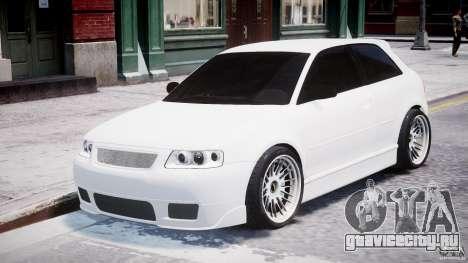 Audi A3 Tuning для GTA 4