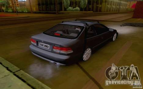 Honda Civic 1999 для GTA San Andreas вид справа