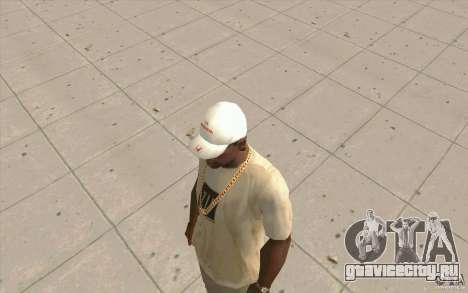 Кепка honda для GTA San Andreas