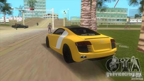 Audi R8 V10 TT Black Revel для GTA Vice City