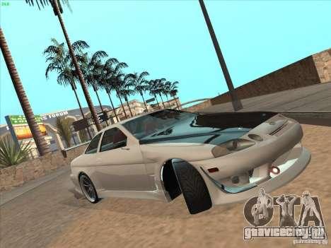 Toyota Soarer (JZZ30) для GTA San Andreas вид изнутри