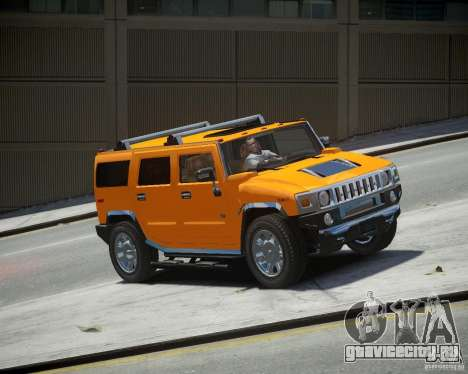 Hummer H2 2010 Limited Edition для GTA 4