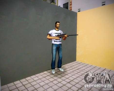Пак оружия из GTA4 для GTA Vice City шестой скриншот
