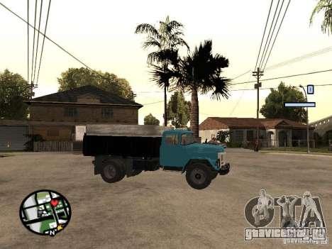 ЗиЛ 130 для GTA San Andreas вид сзади слева