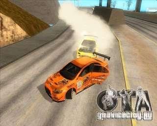 Handling Mod для SA:MP для GTA San Andreas четвёртый скриншот