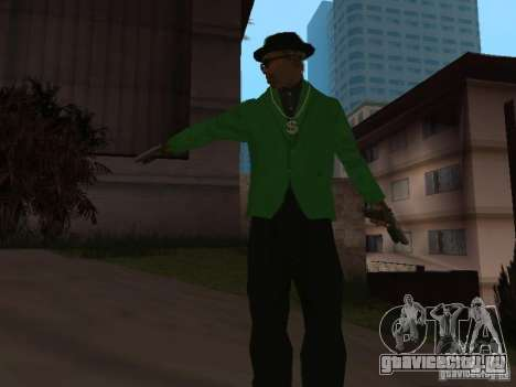 Кольт 1911 для GTA San Andreas пятый скриншот