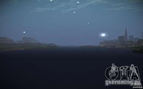 HD Water v4 Final для GTA San Andreas пятый скриншот