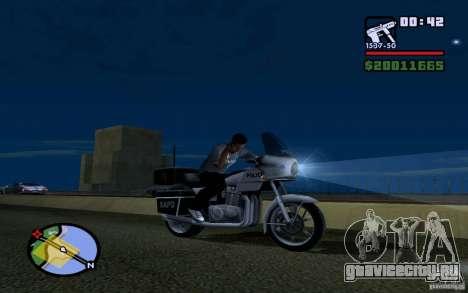 LG Optimus X2 для GTA San Andreas третий скриншот