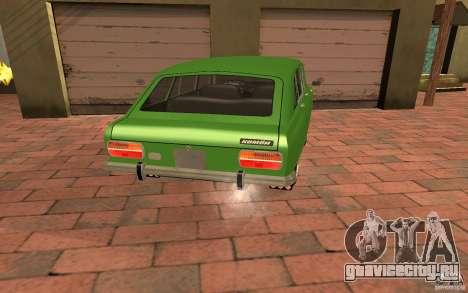 ИЖ 2125 комби для GTA San Andreas вид слева