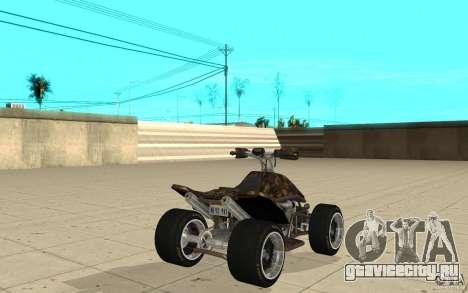 Powerquad_by-Woofi-MF скин 5 для GTA San Andreas вид сзади слева