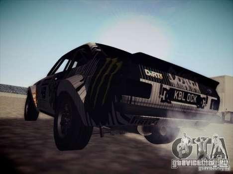 Ford Escort MK2 Gymkhana для GTA San Andreas