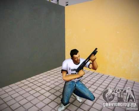 Пак оружия из GTA4 для GTA Vice City четвёртый скриншот