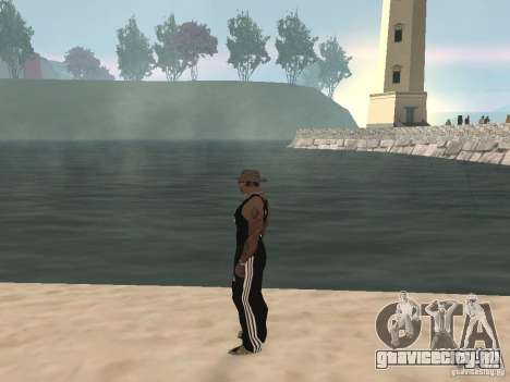 Выбор любой погоды для GTA San Andreas седьмой скриншот