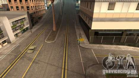 New HQ Roads для GTA San Andreas третий скриншот