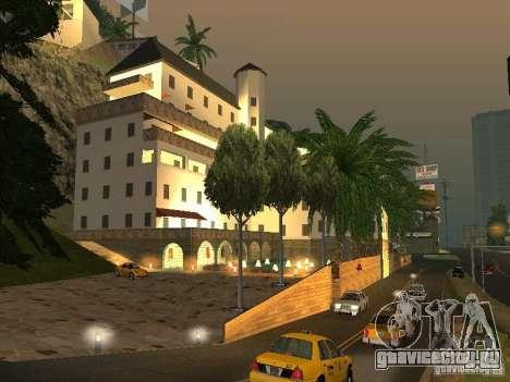 Mega Cars Mod для GTA San Andreas одинадцатый скриншот