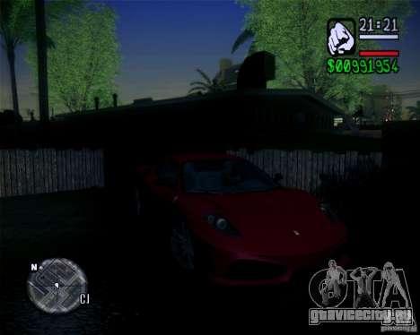 New Fonts 2011 для GTA San Andreas четвёртый скриншот
