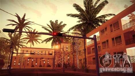 HD Trees для GTA San Andreas четвёртый скриншот