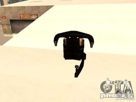 Новый джетпак для GTA San Andreas второй скриншот