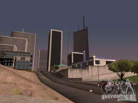 Weather manager для GTA San Andreas пятый скриншот