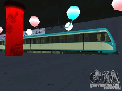 Greatland - Грэйтлэнд v 0.1 для GTA San Andreas пятый скриншот