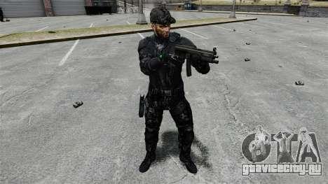Сэм Фишер v9 для GTA 4 четвёртый скриншот