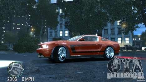 Ford Mustang Boss 302 2012 для GTA 4