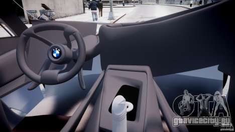 BMW Vision Efficient Dynamics v1.1 для GTA 4 вид справа