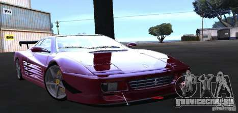 Ferrari 512 TR для GTA San Andreas