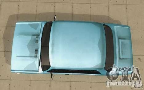 Fiat 125p для GTA San Andreas вид справа