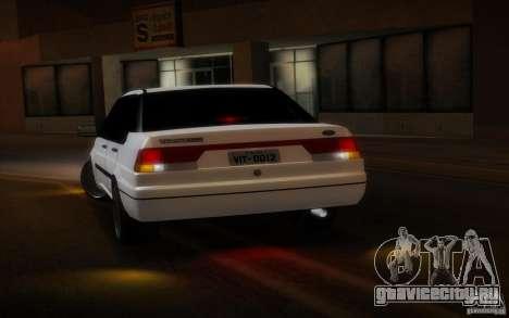 Ford Versailles 1992 для GTA San Andreas вид сзади