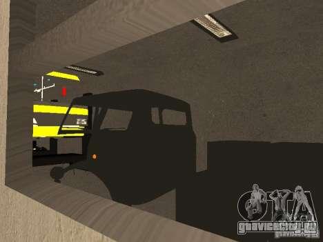 GRC гараж в SF для GTA San Andreas четвёртый скриншот