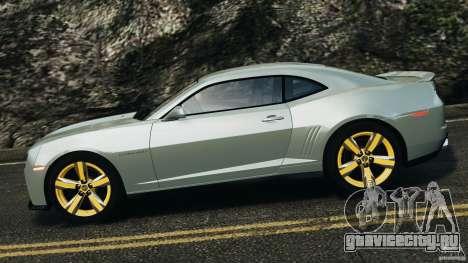 Chevrolet Camaro ZL1 2012 v1.2 для GTA 4 вид слева