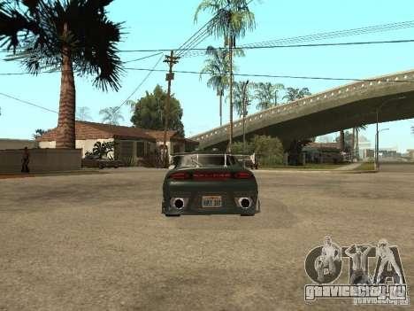 Mitsubishi Eclipse для GTA San Andreas вид справа
