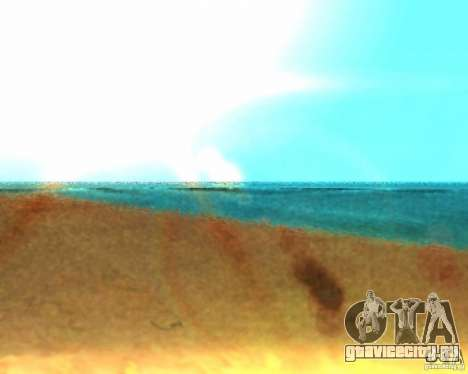 ENB For medium PC для GTA San Andreas десятый скриншот