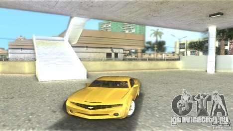 Chevrolet Camaro для GTA Vice City
