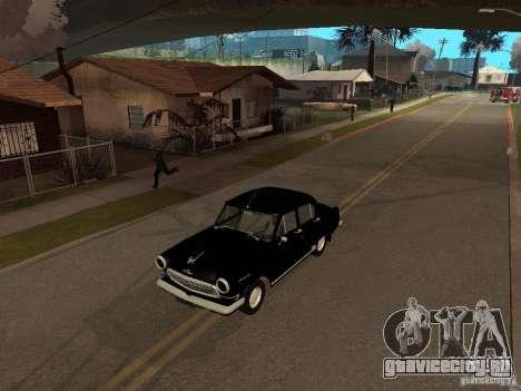 Волга 21 для GTA San Andreas вид слева