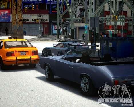 iCEnhancer 2.1 Final для GTA 4 седьмой скриншот
