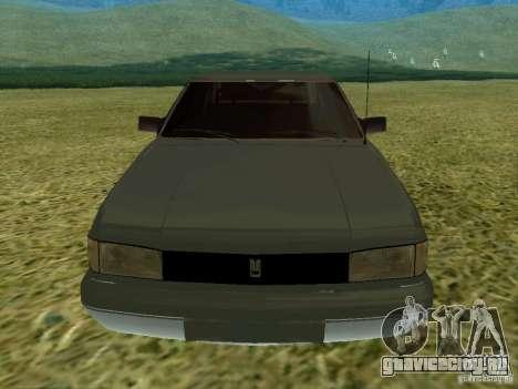 Москвич 2141-45 Святогор для GTA San Andreas вид слева