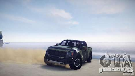 Ford F150 SVT Raptor 2011 UNSC для GTA 4