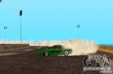 Новый трек для дрифта для GTA San Andreas