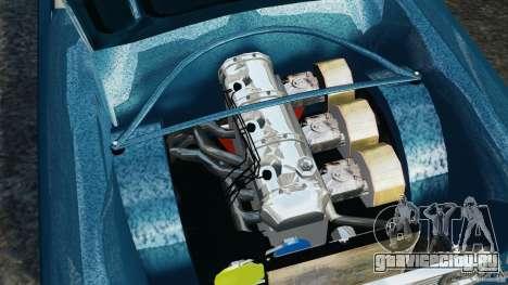 Renault Torino 380 W для GTA 4 вид изнутри