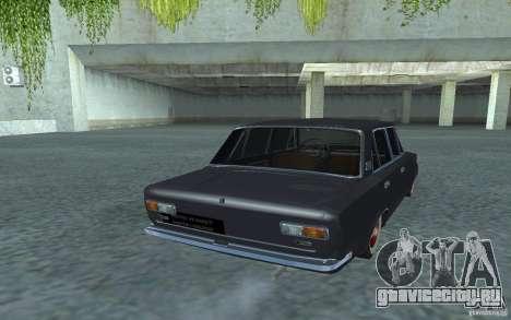 ВАЗ-2101 Retro Style для GTA San Andreas вид сзади слева